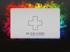 90.10. CARD - klein aber oho