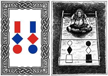 keltische Meditation gnostische Schau de