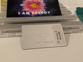 90.10. Card VIT084A - Frequenzen von Nährstoffen und Vitaminen