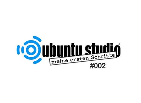 Ubuntu Studio Installation vorbereiten