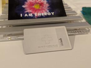 90.10. Card PAN120L - Frequenzen für Entspannung und Freiheit