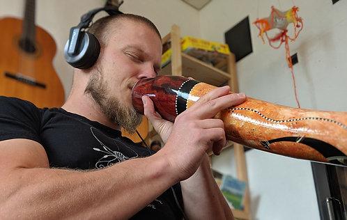 Didgeridoo Basis Kurs - online