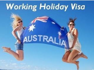 打工与度假签证