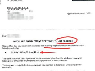 如何避免误交Medicare Levy?退税,您一定要知道的事!