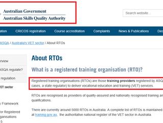 RGIT被取消TRO对我们有什么影响?如何查询所读课程是否是CRICOS注册的?