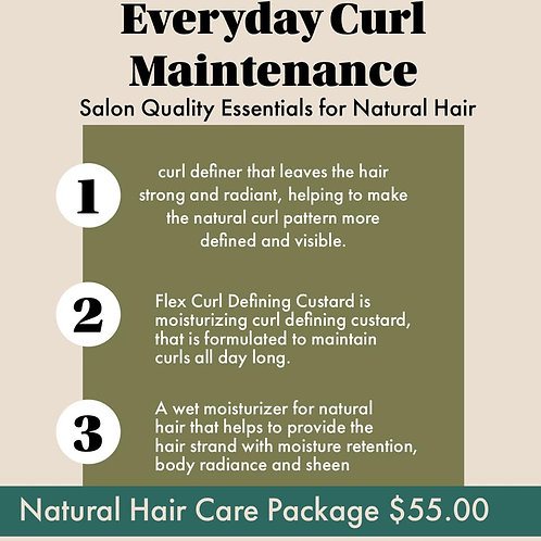 Everyday Curl Maintenance