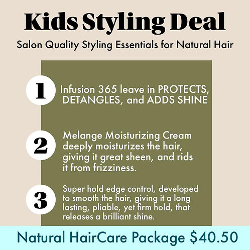 Kids Styling Package