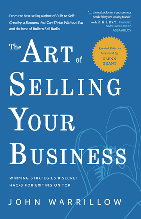 The Art Of Selling Your Business-Foreword