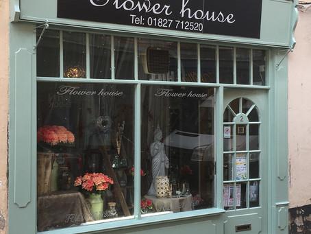 Flower shop refurbishment
