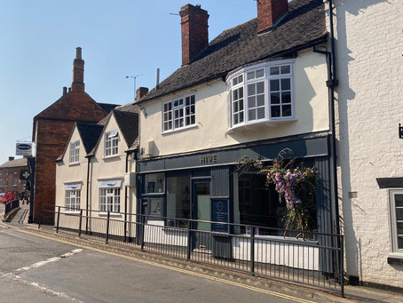 Market Bosworth- a new lease of life