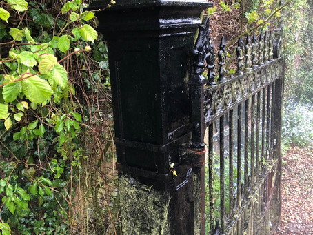 Restoration of gates