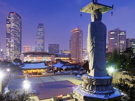 Поездка в Южную Корею.