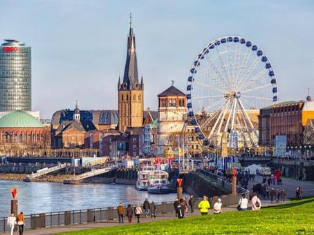 Выбор путешественников-Дюссельдорф Германия