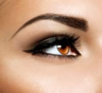 Eyebrow tinting results