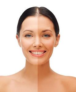 Spray tan comparison