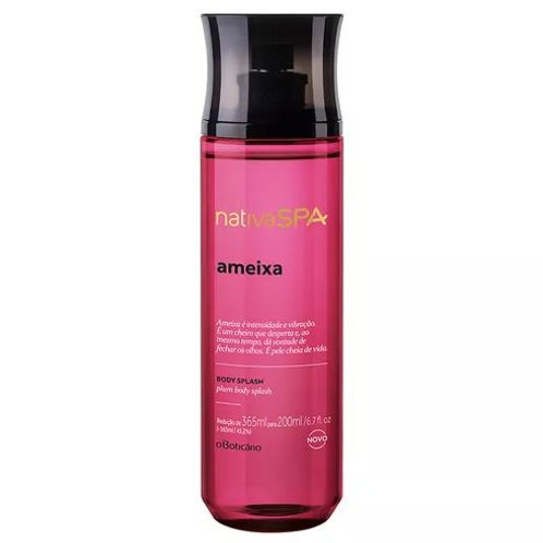 Ameixa Body Spray
