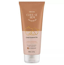 Moisturizing Lotion Castanhita 200ml 21.