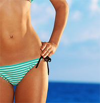 Brazilian or bikini or G-string Waxing - Sugaring