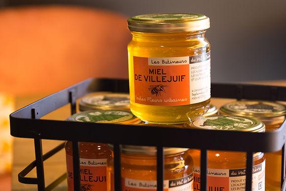 Miel de Villejuif Pot de 250 gr