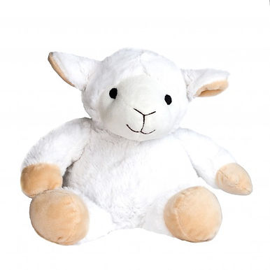 Peluche bouillotte Mouton