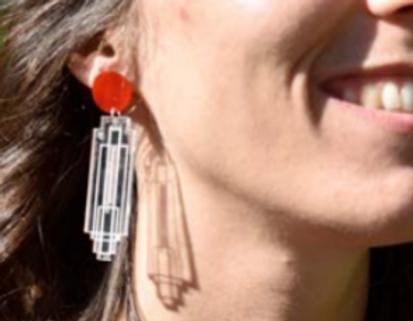 Boucle d'oreilles Yles
