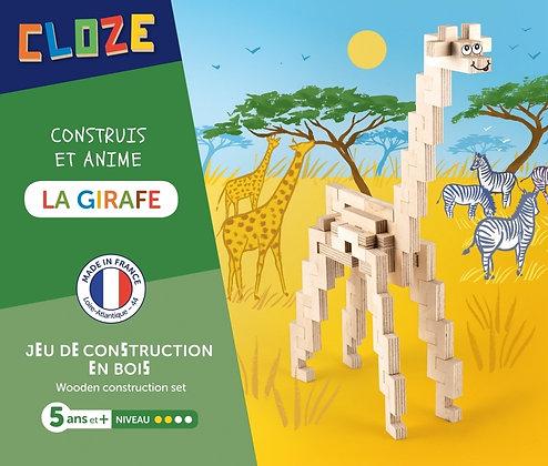 Kit Créatif Girafe