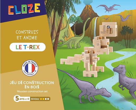 Kit Créatif T Rex