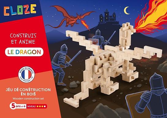 Kit Créatif Dragon
