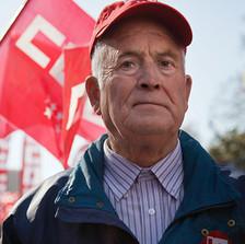Manifestacion Reforma Laboral