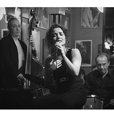 Sheila Blanco   Larry Martin Band
