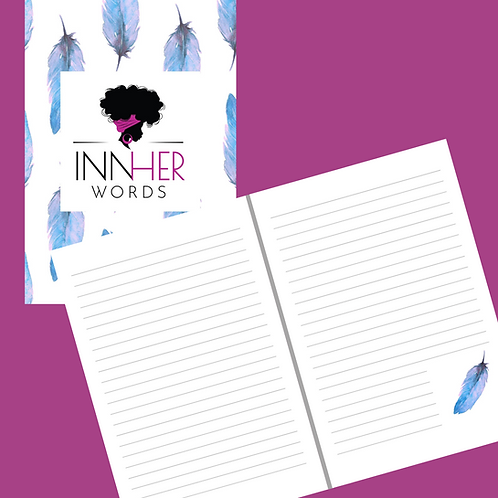 Digital Innher Words Notebook
