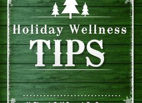 Holiday Wellness TIPS
