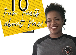 10 Fun Facts about Me!