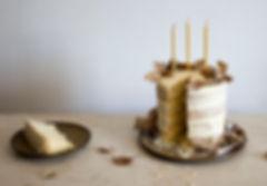 My 2018 Biday Cake