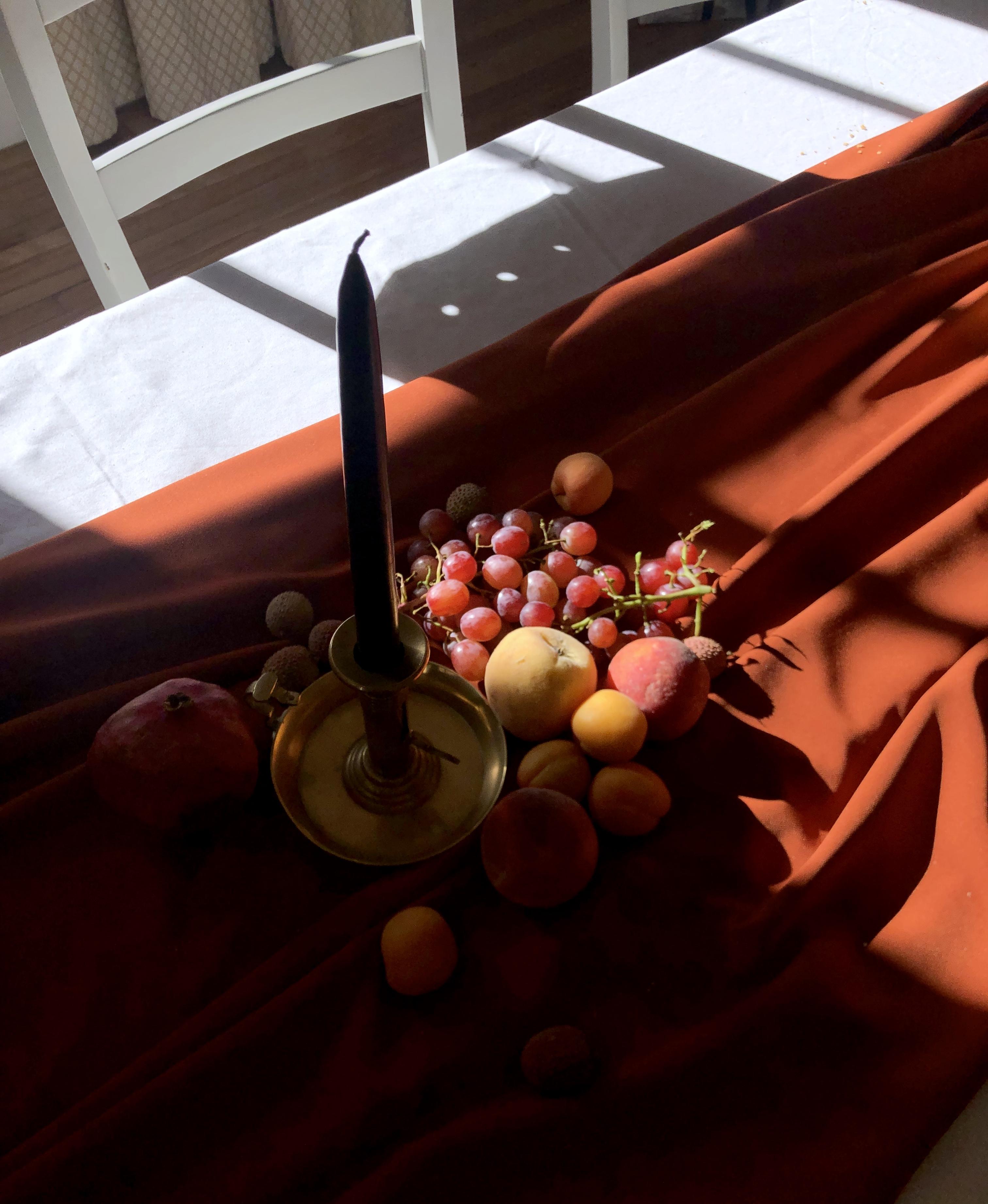 Italian Inspired Table Setting