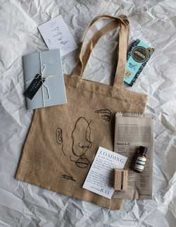 Drought Ikebana Workshop Gift Bag 2018