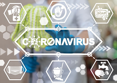 Coronavirus Disinfection Cleaning Servic