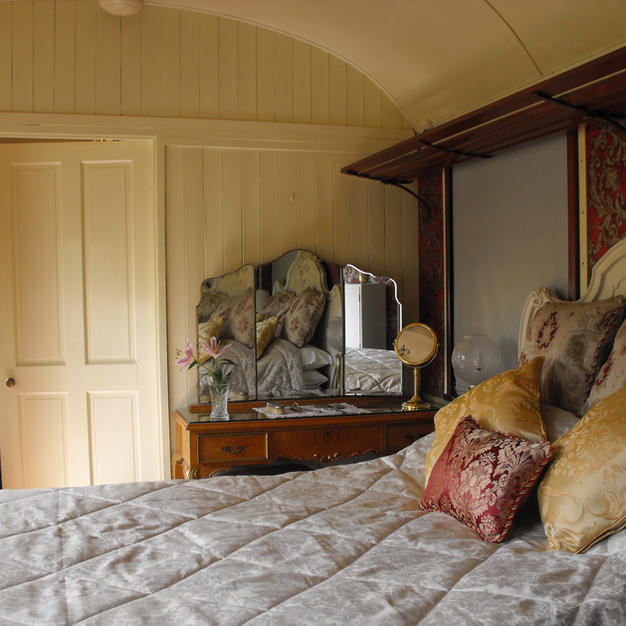 Bluebell double bedroom