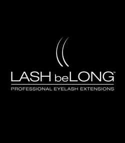 LASH beLONG  |  logo design