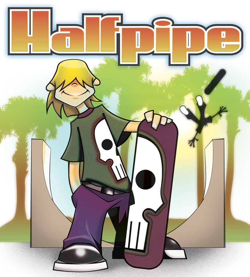 halfpipe  |  self-promotion