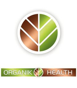 ORGANIK HEALTH  |  logo design