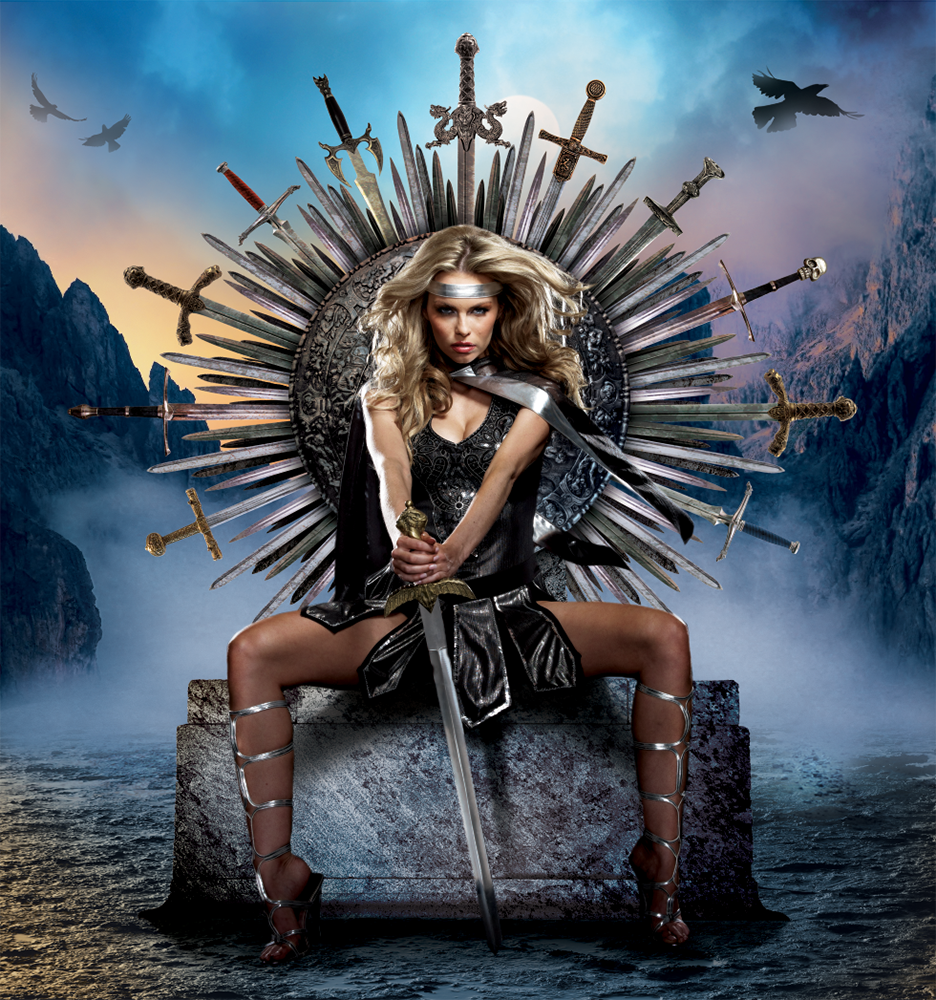 throne  |  dreamgirl catalog