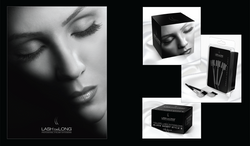 LASH beLONG  |  marketing/packaging