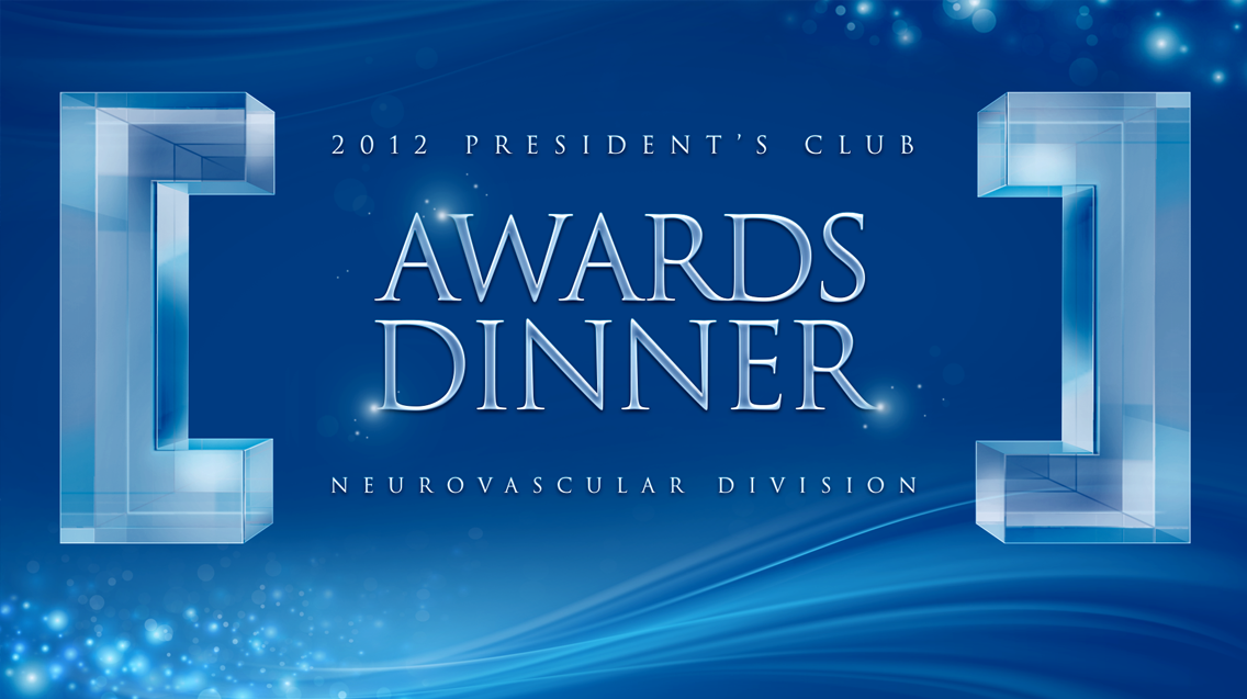 COVIDIEN  |  2012 awards dinner logo