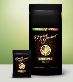 ORGANIK HEALTH  |  packaging