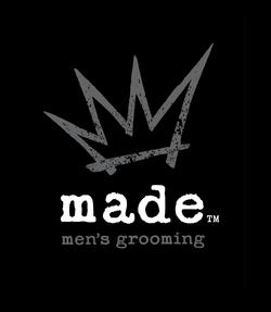 MADE  |  logo design
