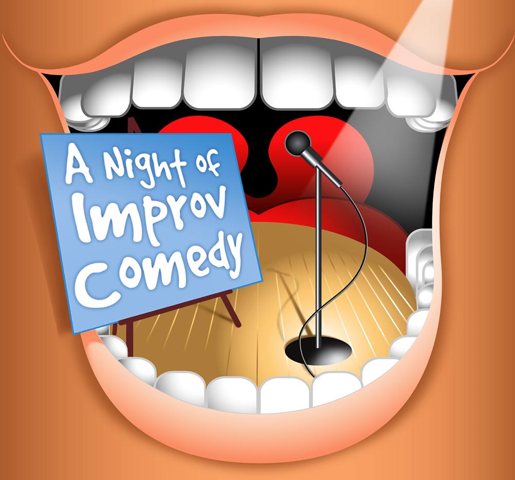 IMPROV COMEDY  |  poster
