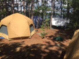 Boundary Waters MN camping experiences