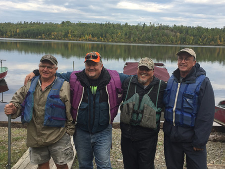 Fall Lake Fishing Report for Sept. 21st