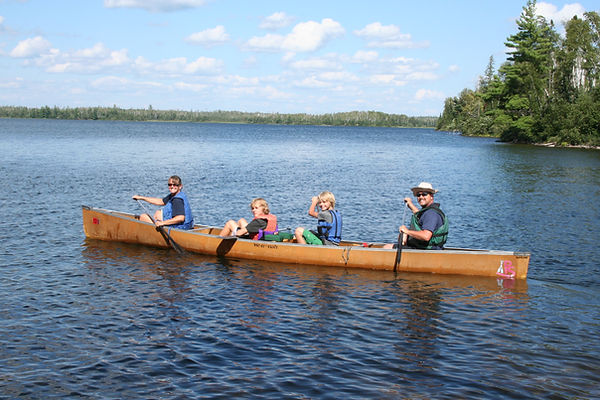 Day Trips in the BWCA, Paddeling, Fishing, Fun, Ely Minnesota